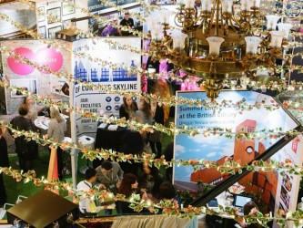 London Summer Event Show - Exhibition Floor