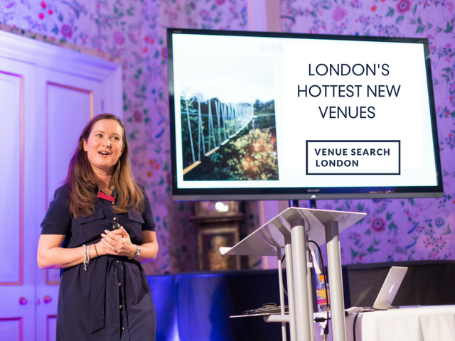 STAYING AHEAD OF THE GAME: LONDON'S HOTTEST NEW VENUE OPENINGS - London Summer Event Show Seminar