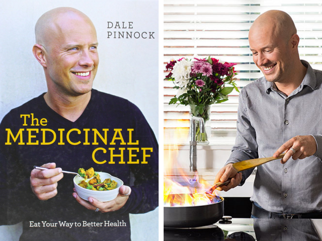 TV CHEF DALE PINNOCK: ON EATING YOUR WAY TO BETTER HEALTH