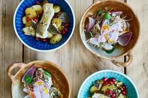 Camm & Hooper Bowl Food - London Summer Event Show
