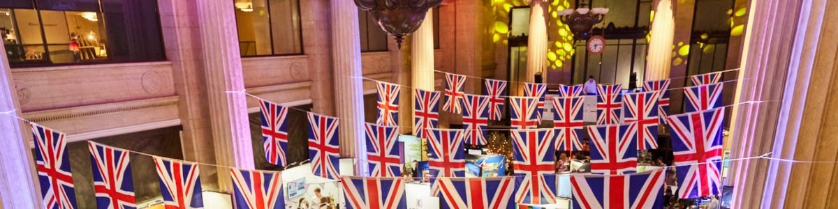 Banking Hall, London Summer Event Show