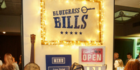 Bluegrass Bills at the London Summer Event Show