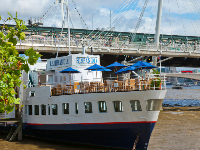 City Cruises at the London Summer Event Show