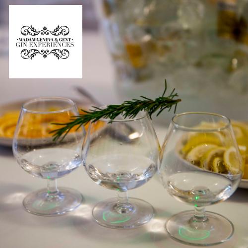 Gin Workshop by Geneva & Gent