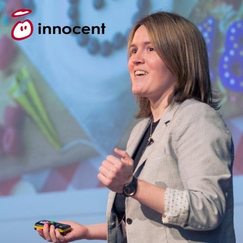 Helen Langdon, Head of Digital, Innocent