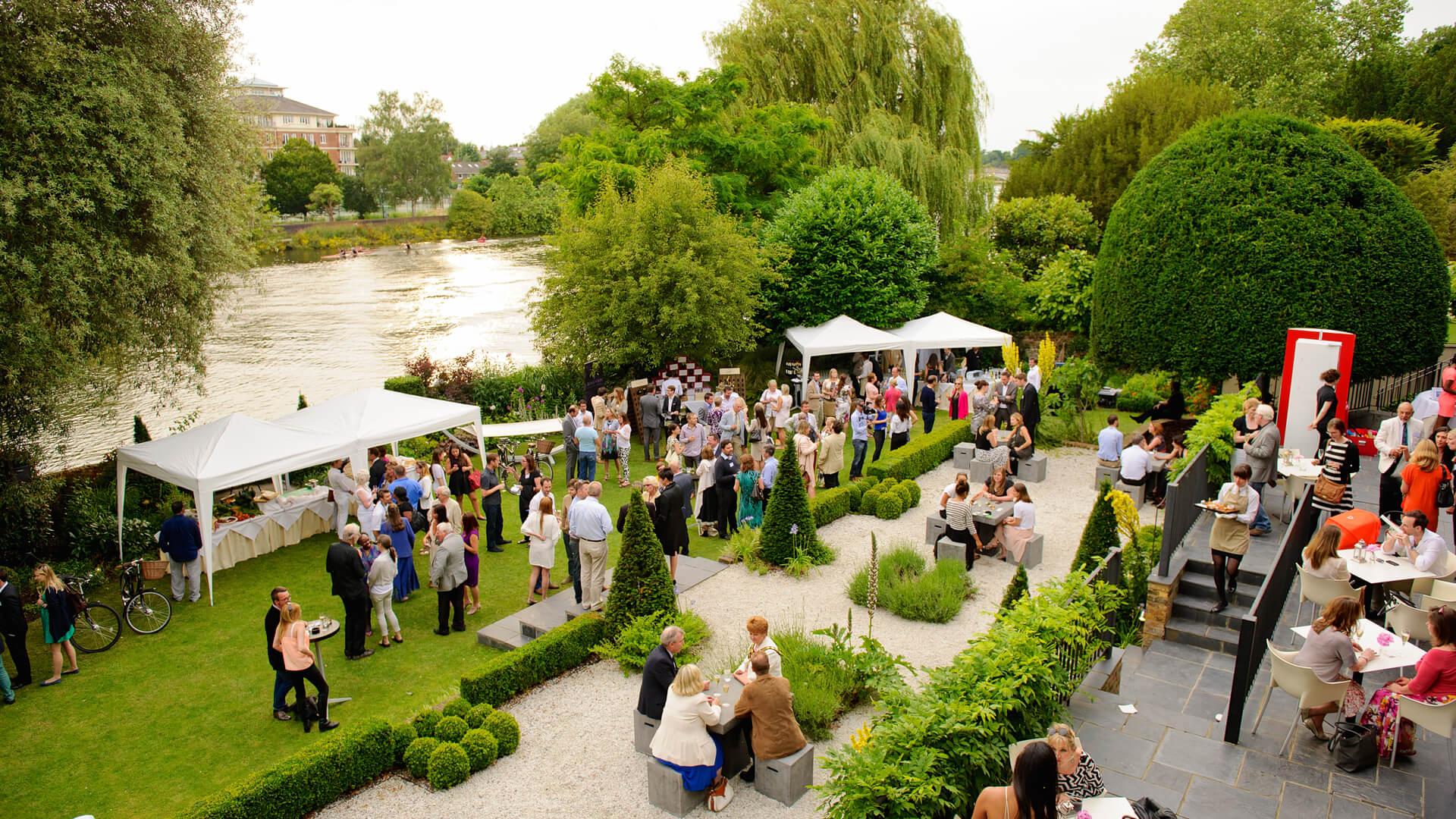 The Bingham Garden Terrace