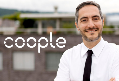 Coople Founder Vicktor Calabro
