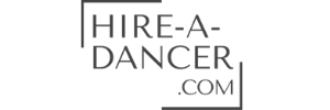 Hire a Dancer Logo